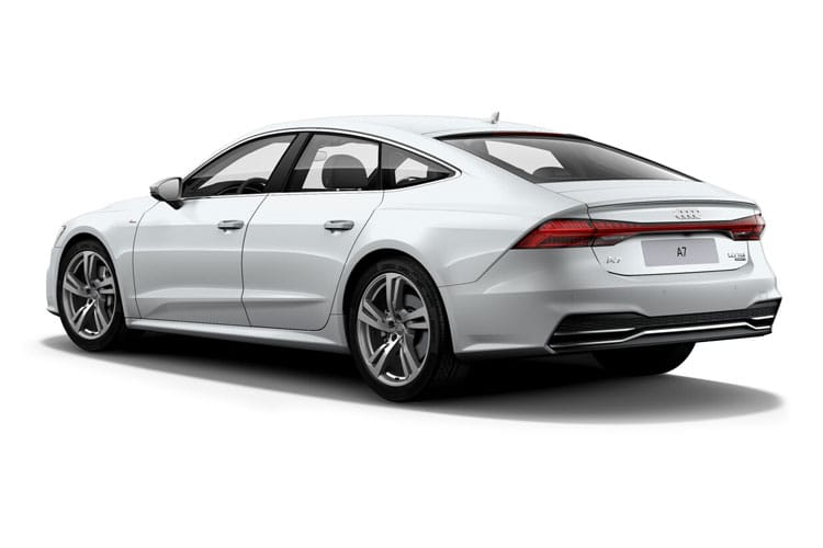 Audi A7 S7 Sportback quattro 5Dr 3.0 TDI V6 349PS  5Dr Tiptronic [Start Stop] back view