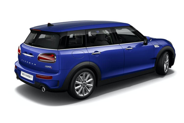 MINI Clubman Cooper S 2.0  178PS Exclusive 6Dr Manual [Start Stop] [Comfort Nav Plus] back view