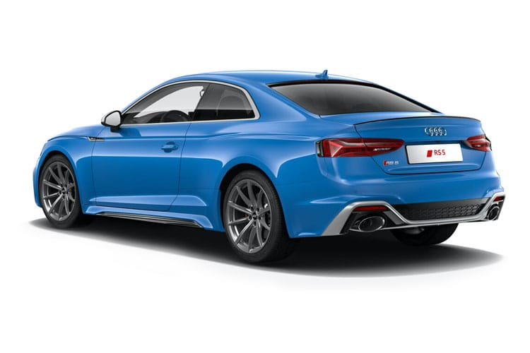 Audi A5 40 Coupe 2Dr 2.0 TFSI 190PS Edition 1 2Dr S Tronic [Start Stop] back view