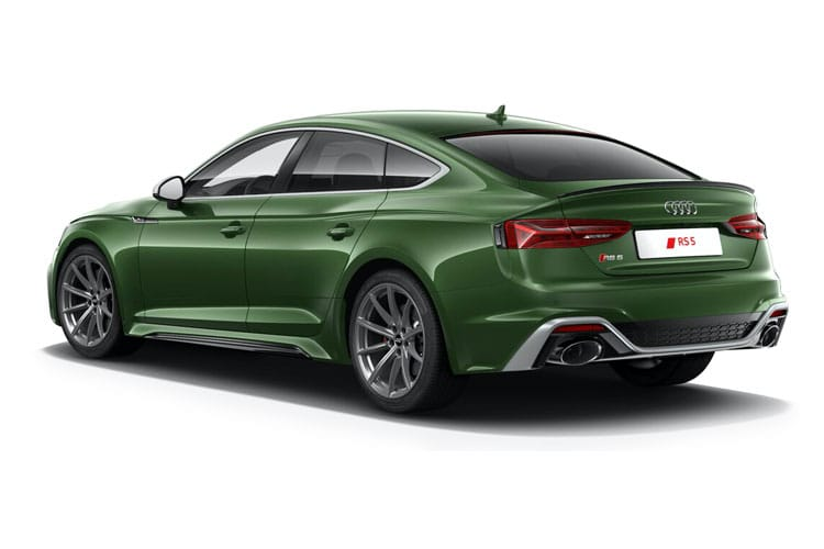 Audi A5 45 Sportback quattro 5Dr 2.0 TFSI 265PS Edition 1 5Dr S Tronic [Start Stop] [Comfort Sound] back view