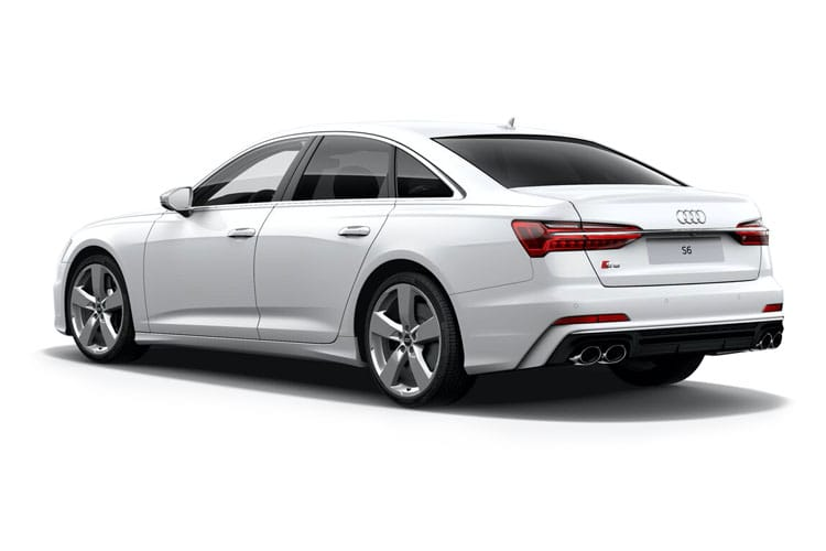 Audi A6 40 Saloon quattro 2.0 TDI 204PS S line 4Dr S Tronic [Start Stop] [Technology] back view