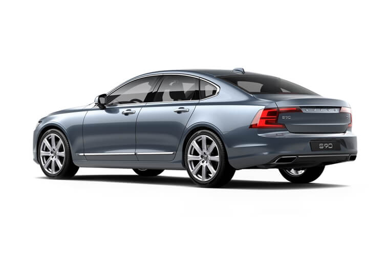 Volvo S90 Saloon 2.0 D4 190PS Inscription Plus 4Dr Auto [Start Stop] back view