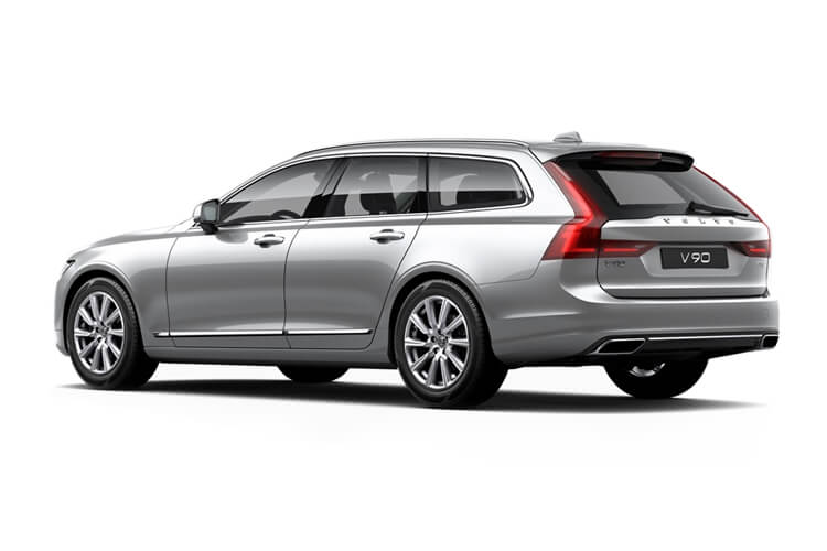 Volvo V90 Cross Country AWD 2.0 B5 MHEV 250PS  5Dr Auto [Start Stop] back view