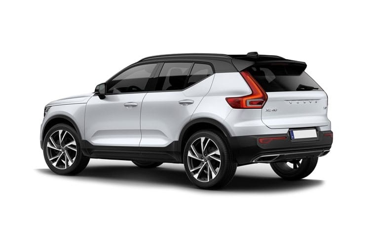 Volvo XC40 SUV AWD 2.0 D3 150PS R DESIGN Pro 5Dr Auto [Start Stop] back view