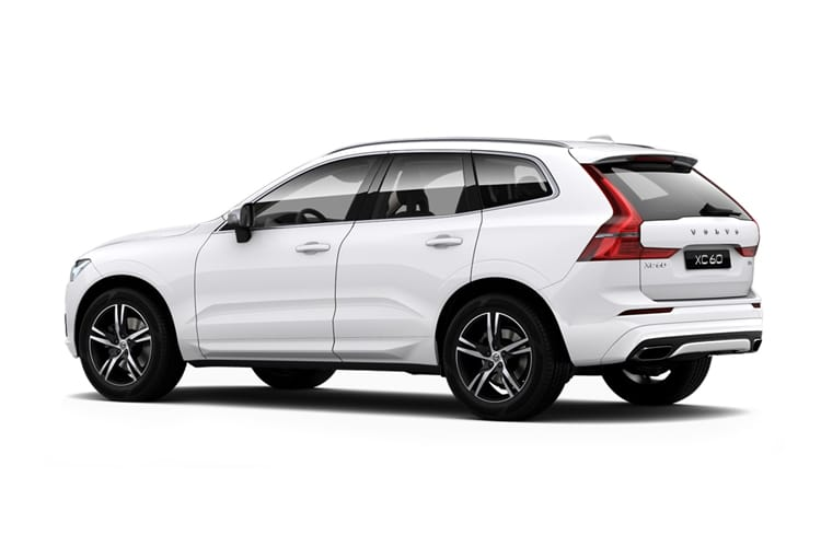 Volvo XC60 SUV AWD PiH 2.0 h T6 11.6kWh 340PS Inscription 5Dr Auto [Start Stop] back view