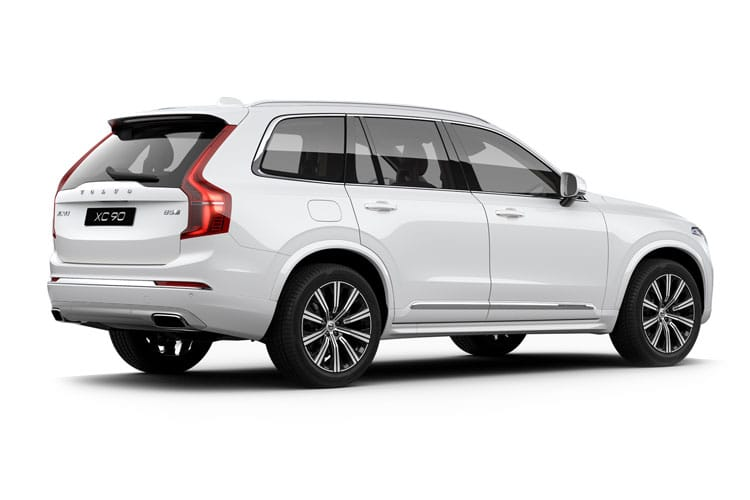 Volvo XC90 SUV PiH 2.0 h T8 11.6kWh 390PS Inscription Pro 5Dr Auto [Start Stop] back view