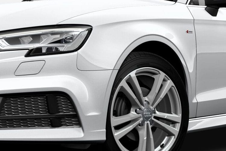 Audi A3 35 Saloon 4Dr 1.5 TFSI 150PS Edition 1 4Dr S Tronic [Start Stop] [Comfort Sound] detail view