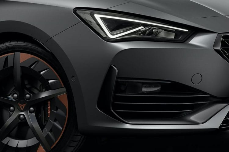 CUPRA Leon Hatch 5Dr 2.0 TSI 300PS VZ3 5Dr DSG [Start Stop] detail view