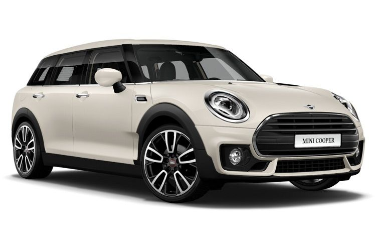MINI Clubman Cooper S 2.0  178PS Exclusive 6Dr Manual [Start Stop] [Comfort Nav Plus] front view