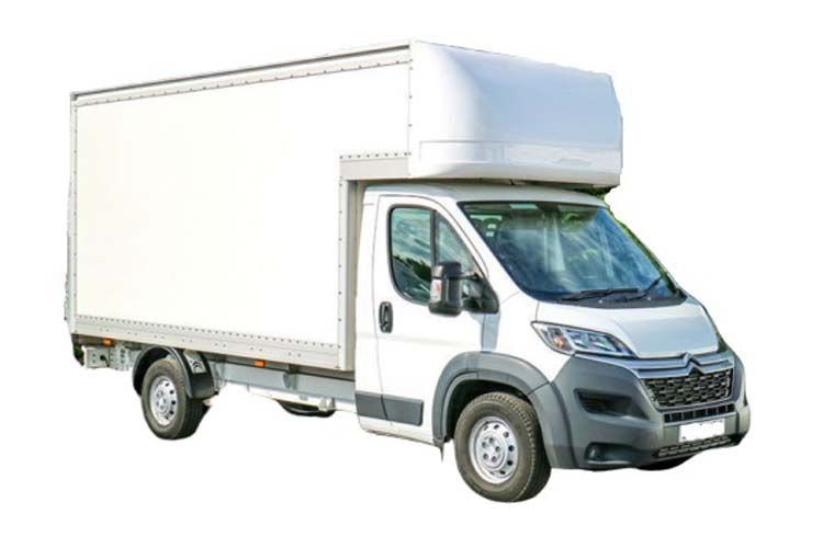 Citroen Relay 35 L4 2.2 BlueHDi FWD 165PS Ready to Run Plus Box Van Manual [Start Stop] front view