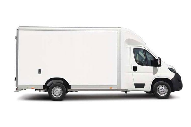 Citroen Relay 35 L3 2.2 BlueHDi FWD 140PS X Platform Cab Manual [Start Stop] front view