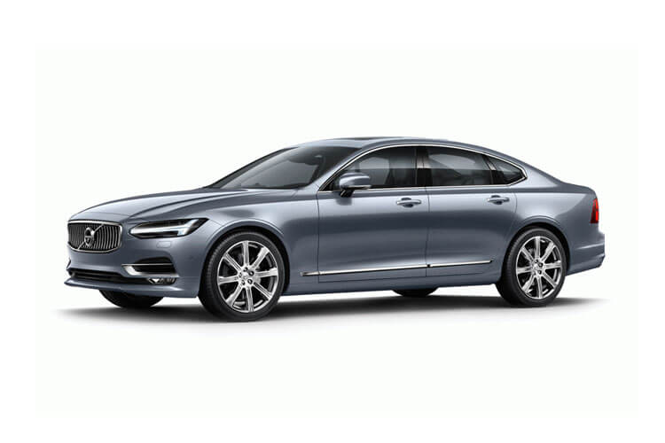 Volvo S90 Saloon 2.0 D4 190PS Inscription Plus 4Dr Auto [Start Stop] front view
