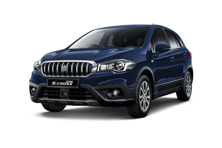 Suzuki S-Cross SUV ALLGRIP 1.4 Boosterjet MHEV 129PS SZ5 5Dr Manual [Start Stop] front view