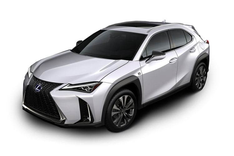 Lexus UX 250h SUV 2.0 h 184PS F-Sport 5Dr E-CVT [Start Stop] [without Nav] front view