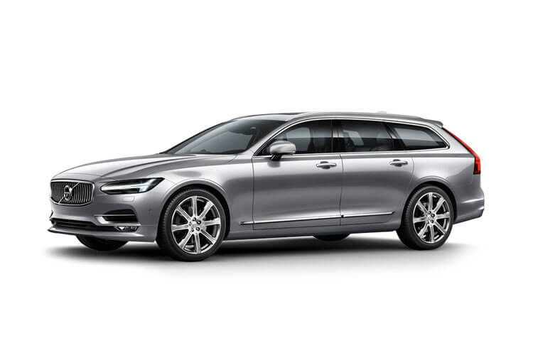 Volvo V90 Cross Country AWD 2.0 B5 MHEV 250PS  5Dr Auto [Start Stop] front view