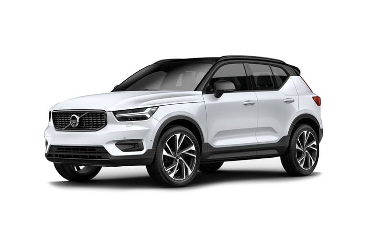 Volvo XC40 SUV AWD 2.0 D3 150PS R DESIGN Pro 5Dr Auto [Start Stop] front view