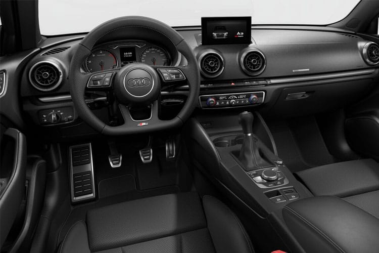 Audi A3 35 Saloon 4Dr 1.5 TFSI 150PS Edition 1 4Dr S Tronic [Start Stop] [Comfort Sound] inside view