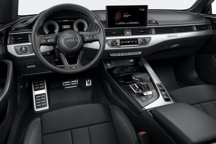 Audi A5 35 Cabriolet 2Dr 2.0 TFSI 150PS Edition 1 2Dr S Tronic [Start Stop] [Comfort Sound] inside view