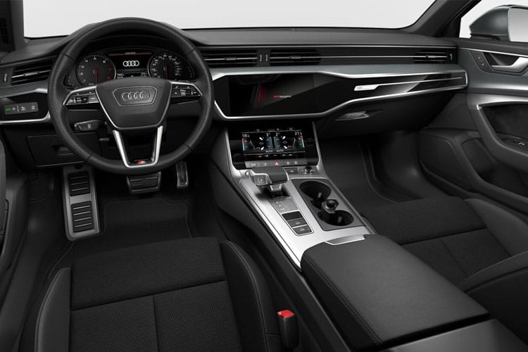 Audi A6 40 Saloon 2.0 TFSI 204PS S line 4Dr S Tronic [Start Stop] inside view