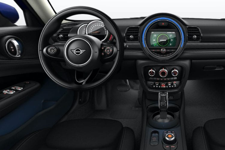 MINI Clubman Cooper S 2.0  178PS Exclusive 6Dr Manual [Start Stop] [Comfort Nav Plus] inside view