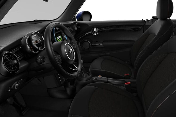 MINI Convertible Cooper S 2.0  192PS Exclusive 2Dr Steptronic [Start Stop] [Comfort Nav] inside view