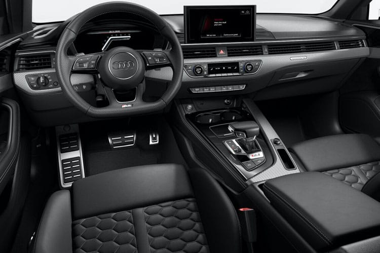 Audi A4 S4 Avant quattro 5Dr 3.0 TDI V6 347PS  5Dr Tiptronic [Start Stop] inside view