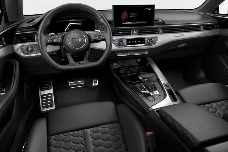 Audi A5 45 Sportback quattro 5Dr 2.0 TFSI 265PS Edition 1 5Dr S Tronic [Start Stop] [Comfort Sound] inside view