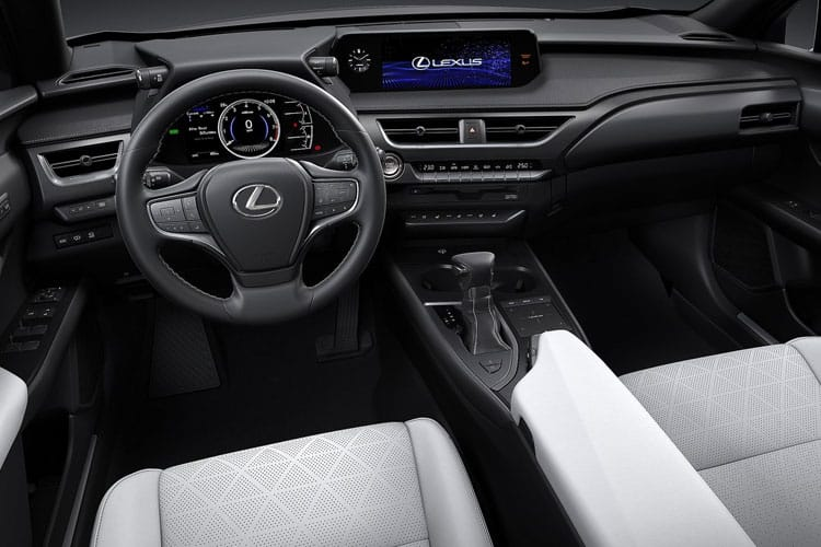 Lexus UX 250h SUV 2.0 h 184PS F-Sport 5Dr E-CVT [Start Stop] [without Nav] inside view