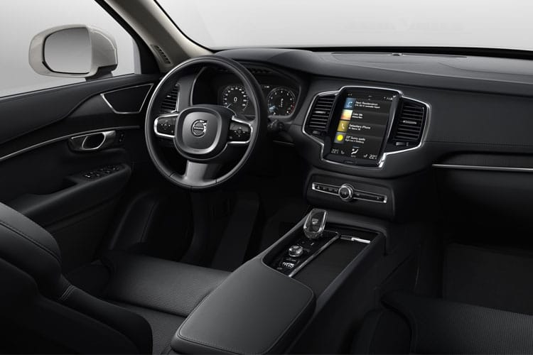Volvo XC90 SUV PiH 2.0 h T8 11.6kWh 390PS Inscription Pro 5Dr Auto [Start Stop] inside view