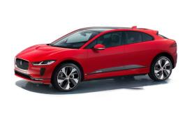 Jaguar I-PACE SUV car leasing